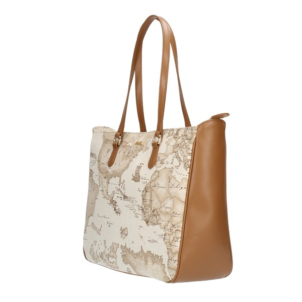 Alviero Martini Prima Classe Shopping bags Leather