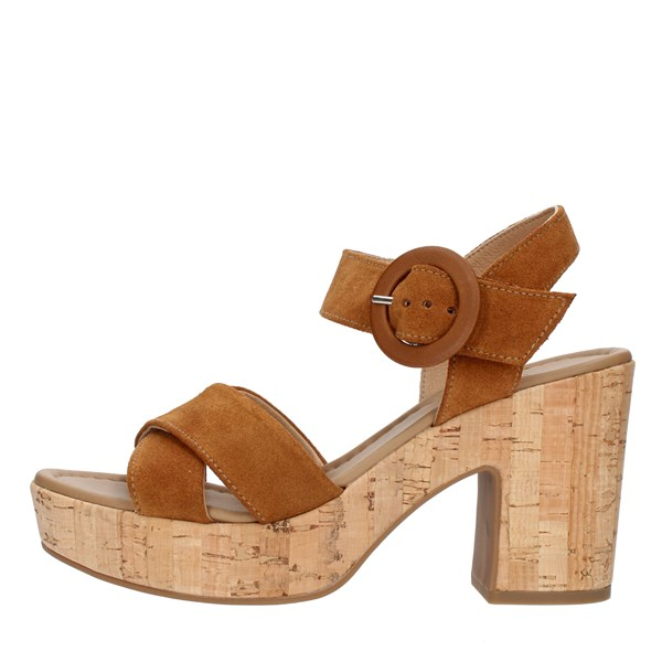 Nero Giardini Sandals With heel E012420D Leather