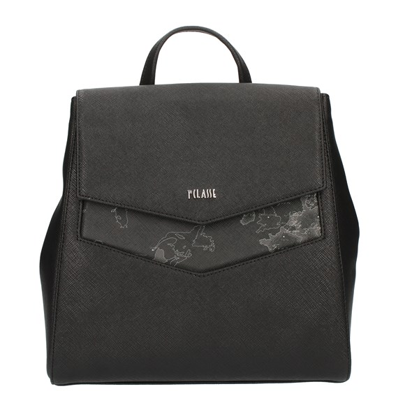 Alviero Martini Prima Classe Backpacks Black