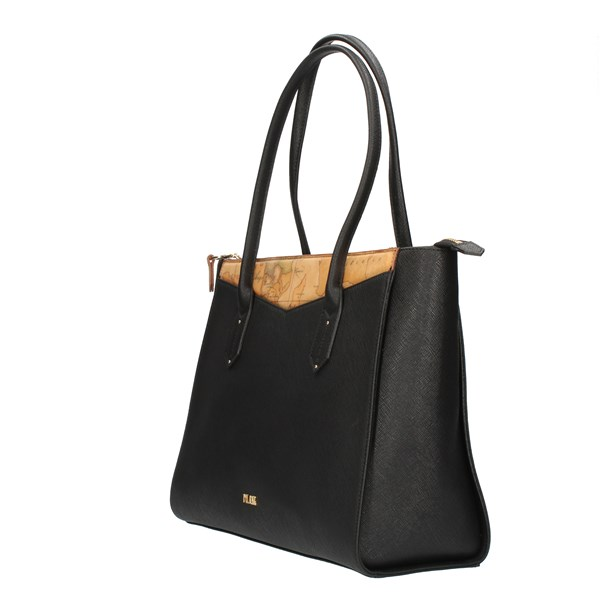 Alviero Martini Prima Classe Shopping bags Black