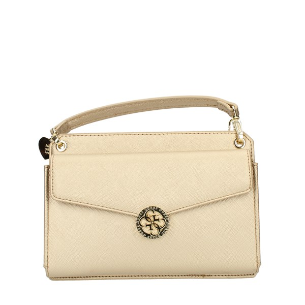 Guess Shoulder straps & Messenger Gold