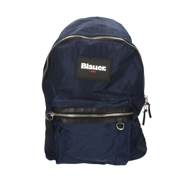 Blauer Backpacks Blue