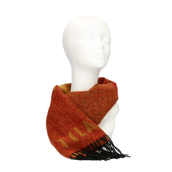 Alviero Martini Prima Classe Scarves & Stoles Scarves KS100AM38 Orange