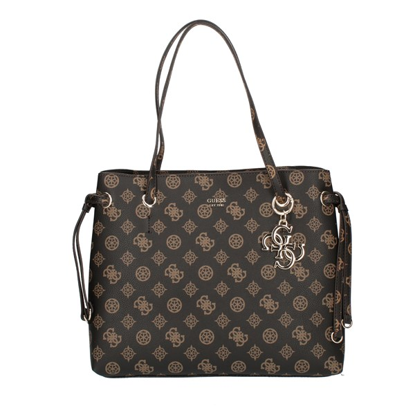 Guess shoulder bags Brown
