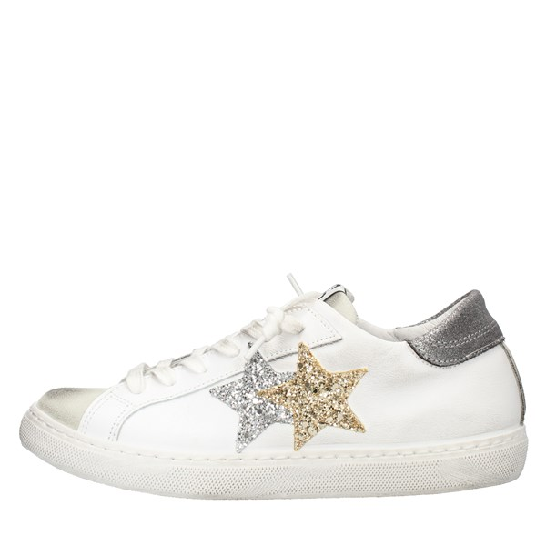 2Star Sneakers  low 2SD281 Silver