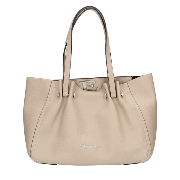 ERMANNO SCERVINO Shopping bags Beige