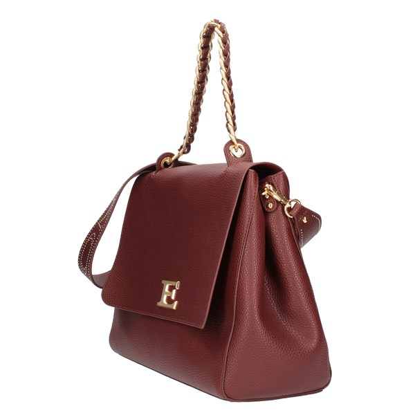 ERMANNO SCERVINO shoulder bags bordeaux
