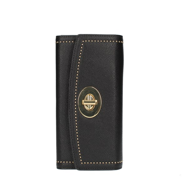ERMANNO SCERVINO Wallets Black