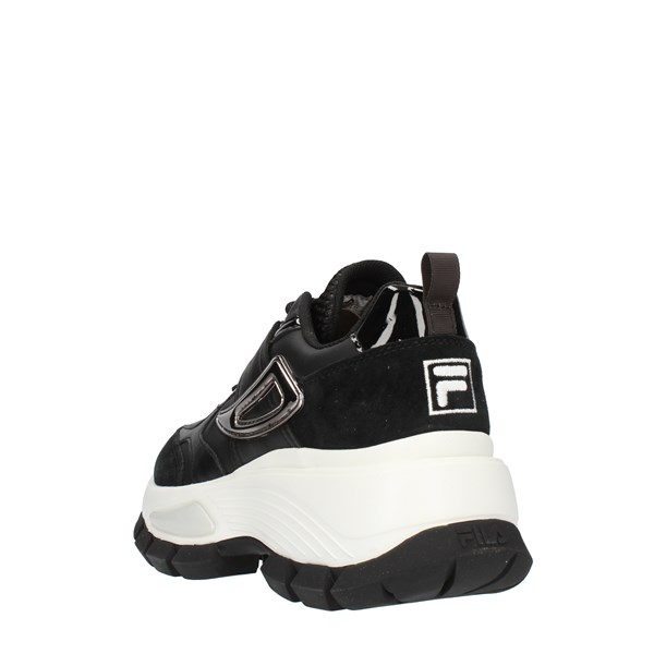 Fila  high Black