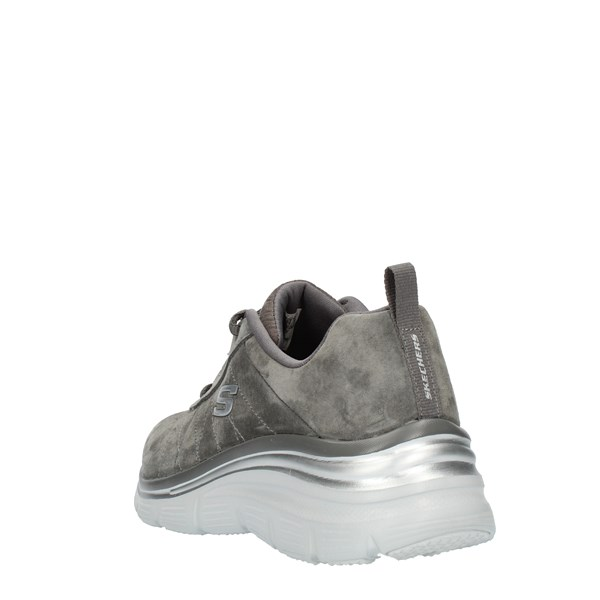 Skechers  high Grey