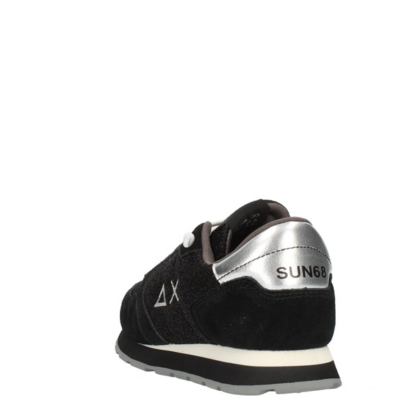 Sun68 Slip on Black