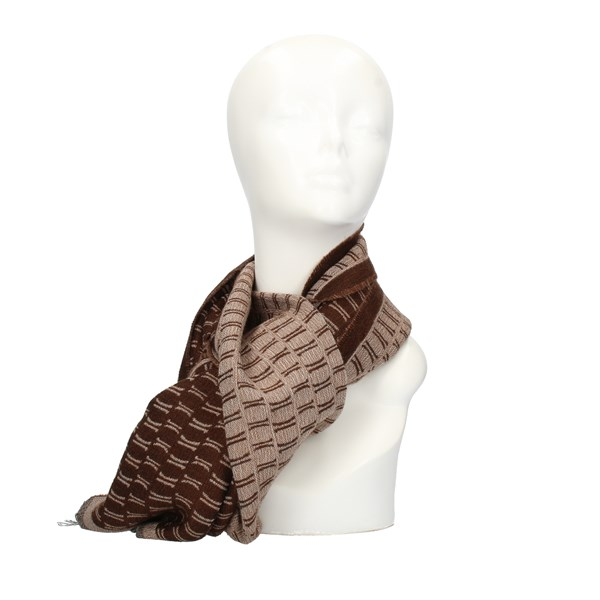 Alviero Martini Prima Classe Scarves Brown