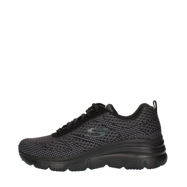 Skechers  high Black