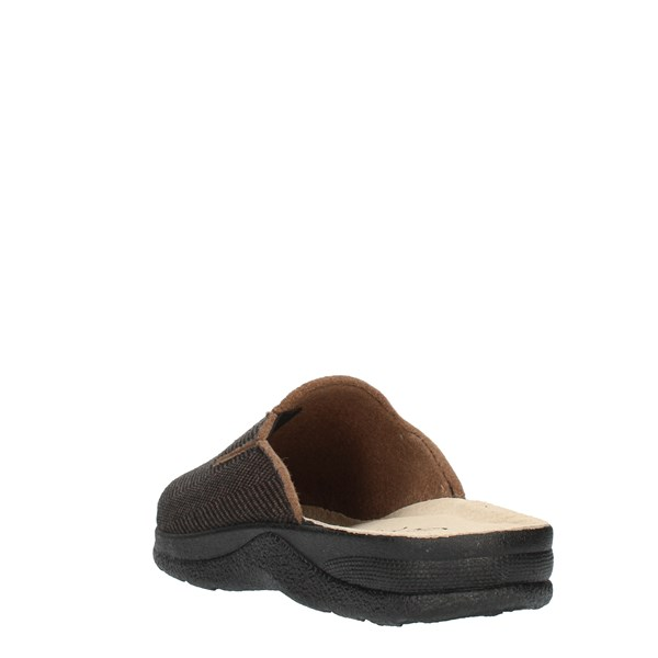 Clia Walk Ciabatta Brown