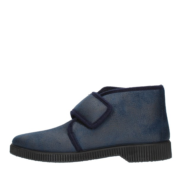 Clia Walk Slippers Blue