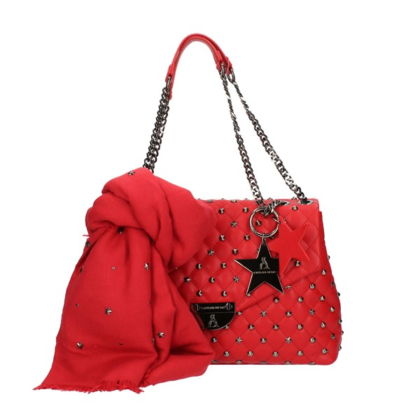 Pash Bag shoulder bags Red