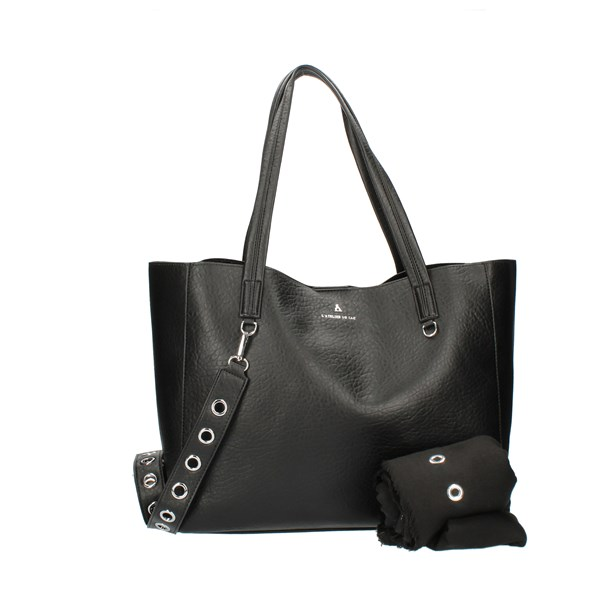 Pash Bag Shopping bags Black