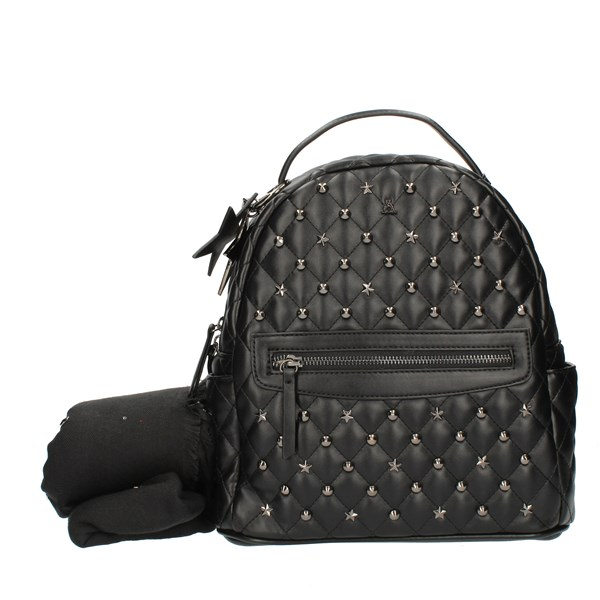 Pash Bag Backpacks Black