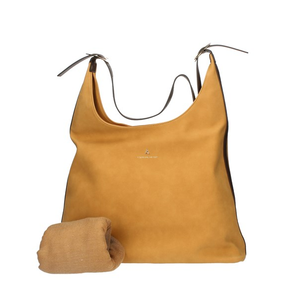 Pash Bag shoulder bags Yellow