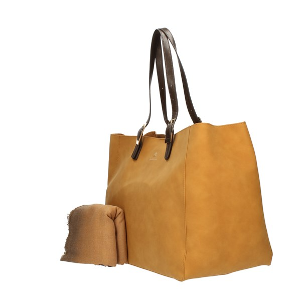 Pash Bag Shopping bags Yellow