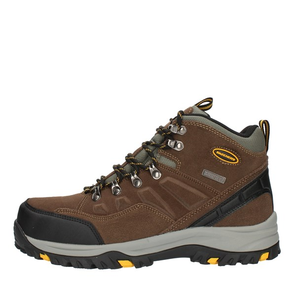 Skechers boots Brown