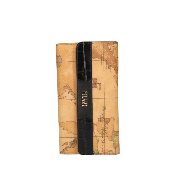 Alviero Martini Prima Classe Wallets Black