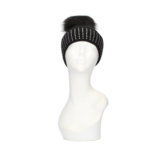 John RICHMOND Beanie Black