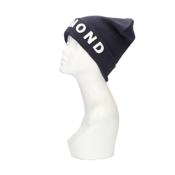 John RICHMOND Beanie Blue