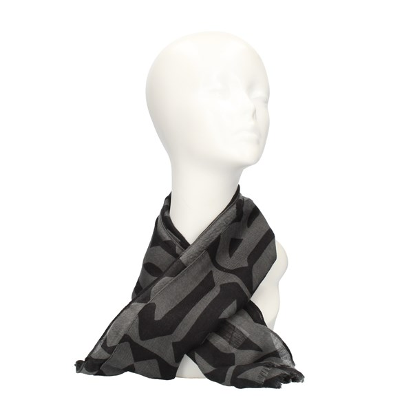 John RICHMOND Scarves Grey