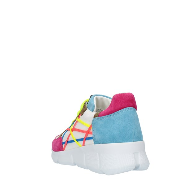 L4K3 SNEAKERS multicolored