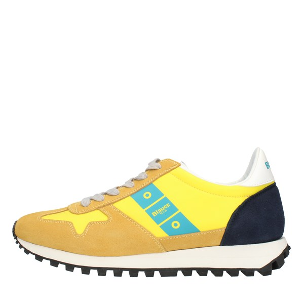 Blauer  low Yellow