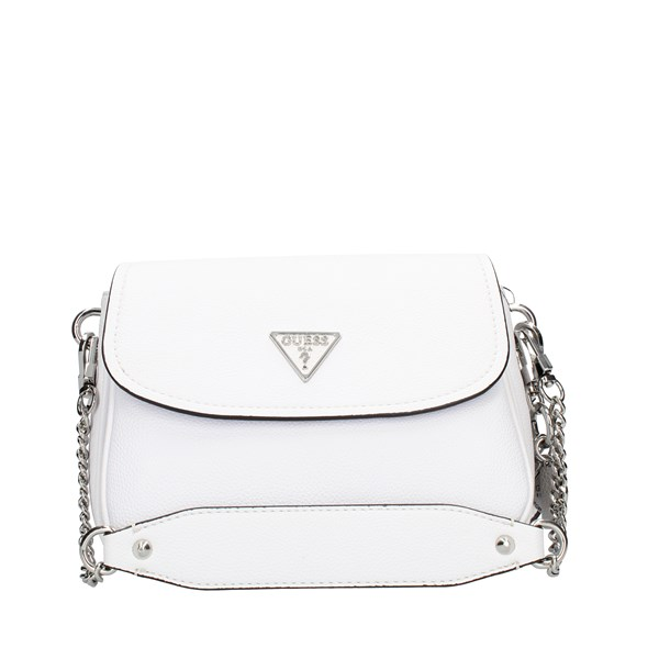 Guess Shoulder straps & Messenger White
