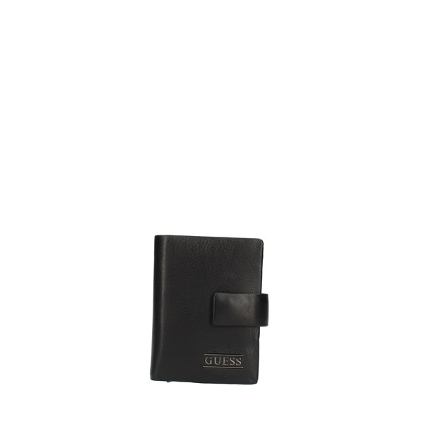 Guess Card Holder Black