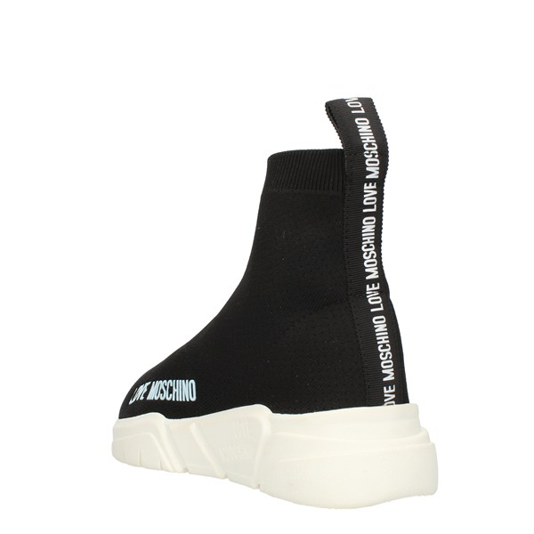 Love Moschino Slip on Black