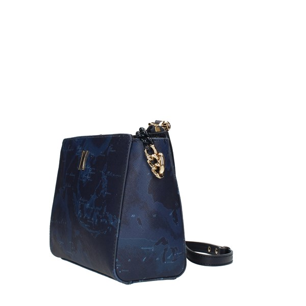 Alviero Martini Prima Classe Shoulder straps & Messenger Blue