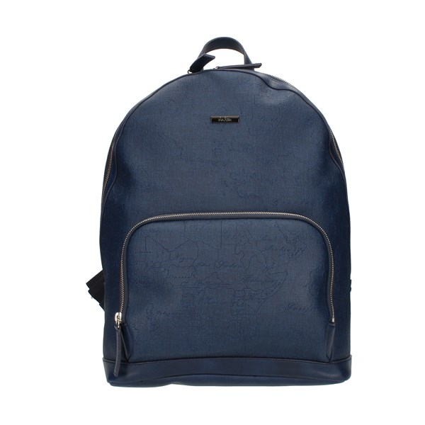 Alviero Martini Prima Classe Backpacks Blue