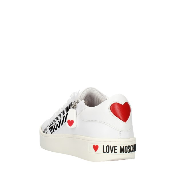 Love Moschino  low White