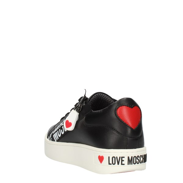 Love Moschino  low Black