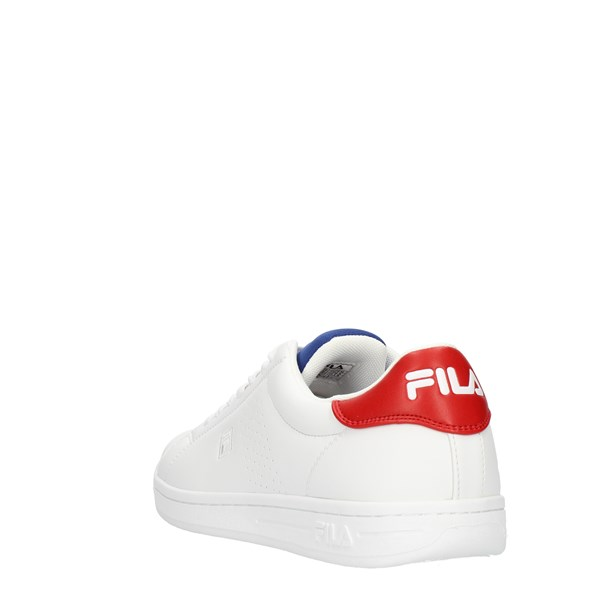 Fila  low White