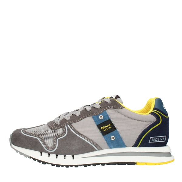 Blauer  low Grey