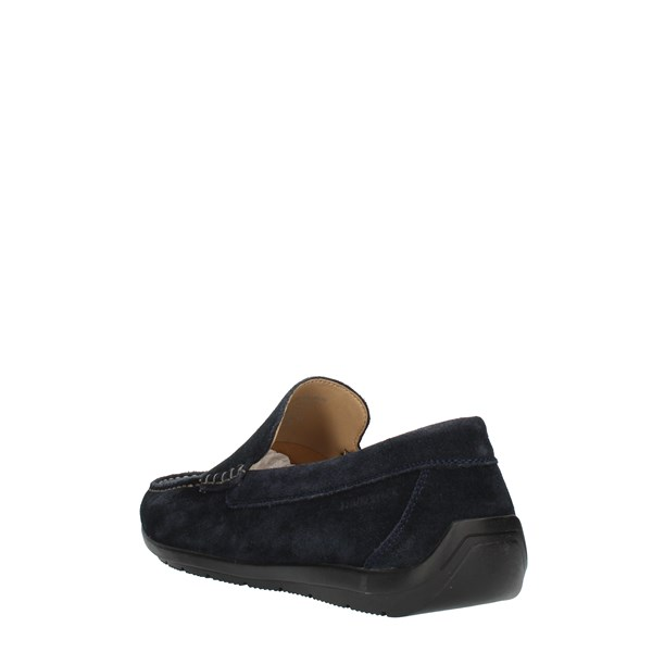 Lumberjack Loafers Blue