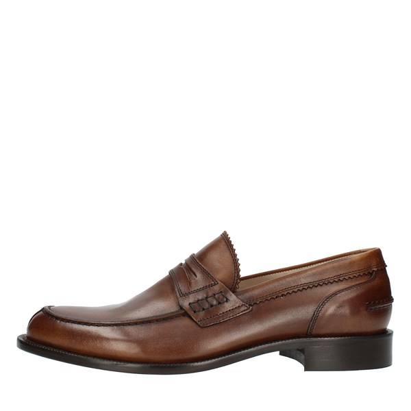 MERCANTI FIORENTINI 1922 Loafers Brown