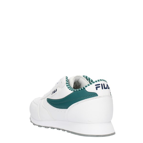 Fila  low Green