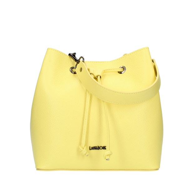 LABEL ROSE Bucket Bags Yellow
