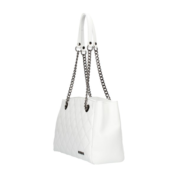 LABEL ROSE shoulder bags White