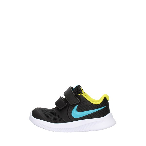 Nike Sneakers  low AT1803 Black