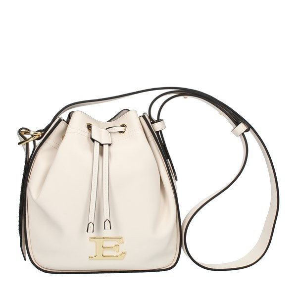 ERMANNO SCERVINO Bucket Bags Ivory