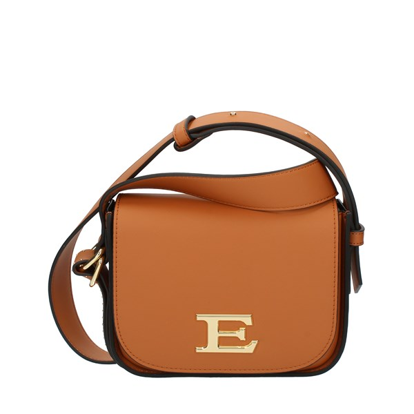 ERMANNO SCERVINO Shoulder straps & Messenger Leather