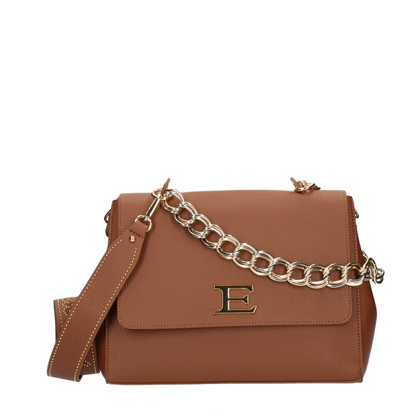 ERMANNO SCERVINO shoulder bags Brown