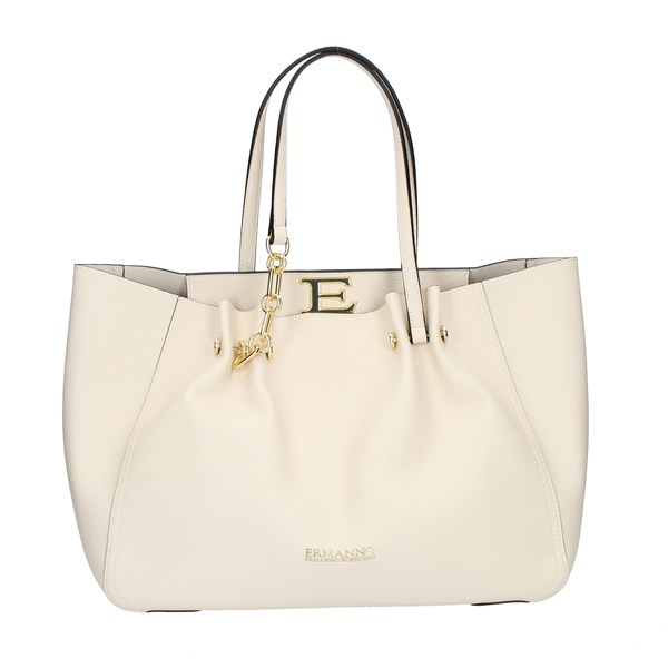 ERMANNO SCERVINO Shopping bags Ivory